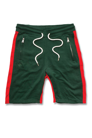 Jordan Craig - Essential Track Shorts (Green)