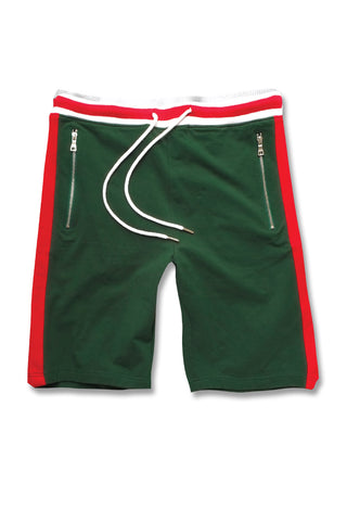 Jordan Craig - Milano Sweat Shorts (Green)
