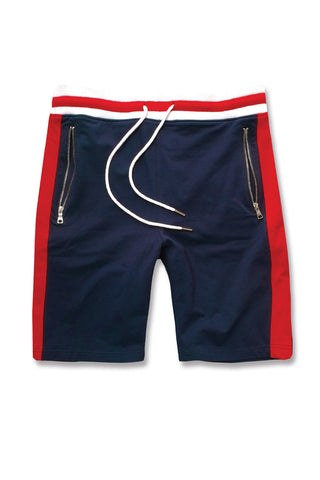 Jordan Craig - Milano Sweat Shorts (Navy)