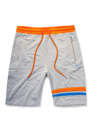 Torino Sport Shorts (Heather Grey)