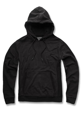 Jordan Craig - French Terry Essential Pullover Hoodie (Black)