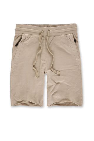 South Beach Premium Shorts (Latte)