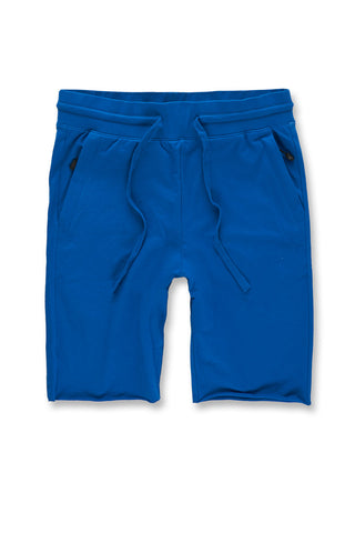 Palma French Terry Shorts (Royal)