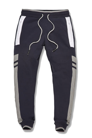 Jordan Craig - Big Men's Roma Track Pants (Navy)
