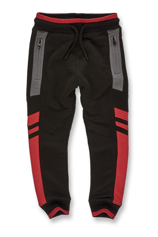 Kids Roma Track Pants (Dark Inferno)