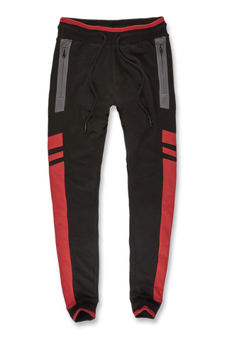 Roma Track Pants (Dark Inferno)