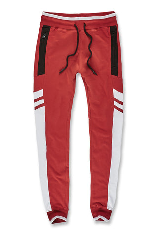 Roma Track Pants (Red)