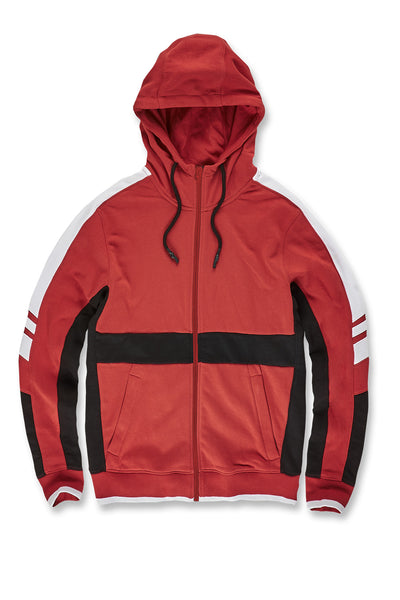 Roma Track Hoodie (Red)