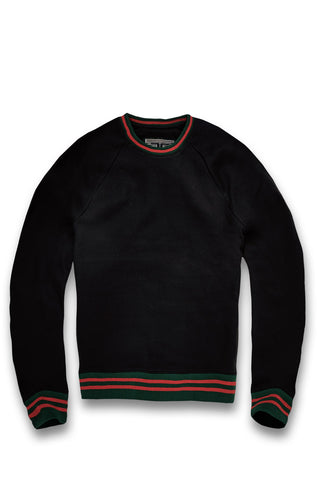 Roma Crewneck Sweatshirt (Black)