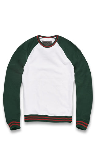 Roma Crewneck Sweatshirt (Green)