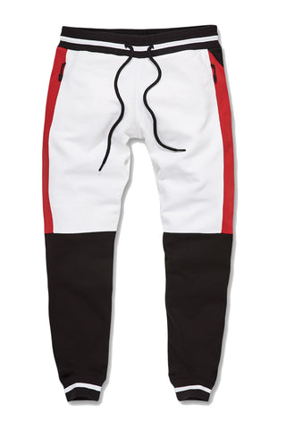 Richmond Jogger Sweatpants (Red)