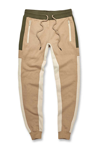 Jordan Craig - Harrington Jogger Sweatpants (Olive)