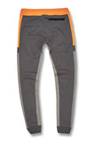 Jordan Craig - Harrington Jogger Sweatpants (Grey)