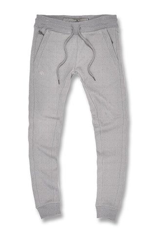 Uptown Jogger Sweatpants 2.0 (Heather Grey)