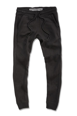 Uptown Jogger Sweatpants 2.0 (Black)