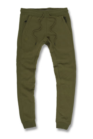 Uptown Jogger Sweatpants 2.0 (Olive)