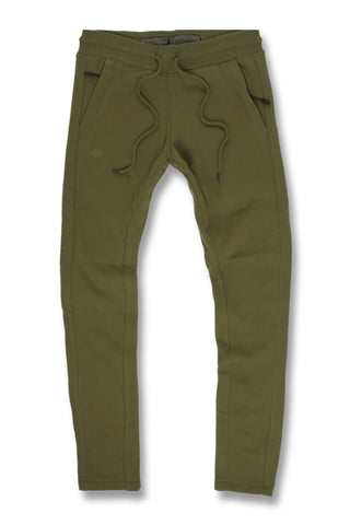 Big Men's Uptown Classic Sweatpants (Olive)