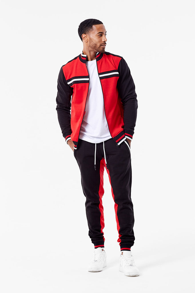 Palermo Track Pants (Red)
