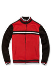 Palermo Track Jacket (Red)