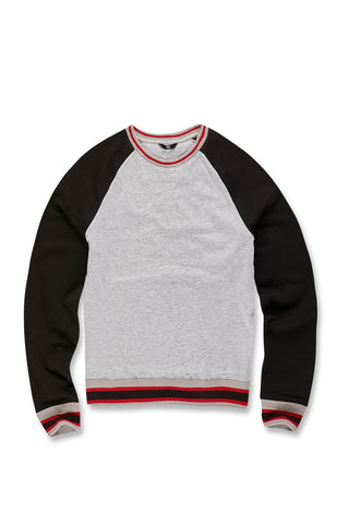 Jordan Craig - Fairfax Crewneck Sweatshirt (Heather Grey)