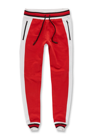 Jordan Craig - Fairfax Jogger Sweatpants (Red)