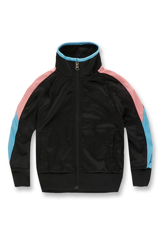 Kids Havana Track Jacket (Shadow Bazooka)