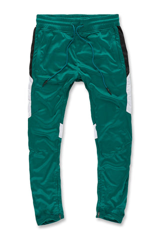 Jordan Craig - Havana Track Pants (Money Green)