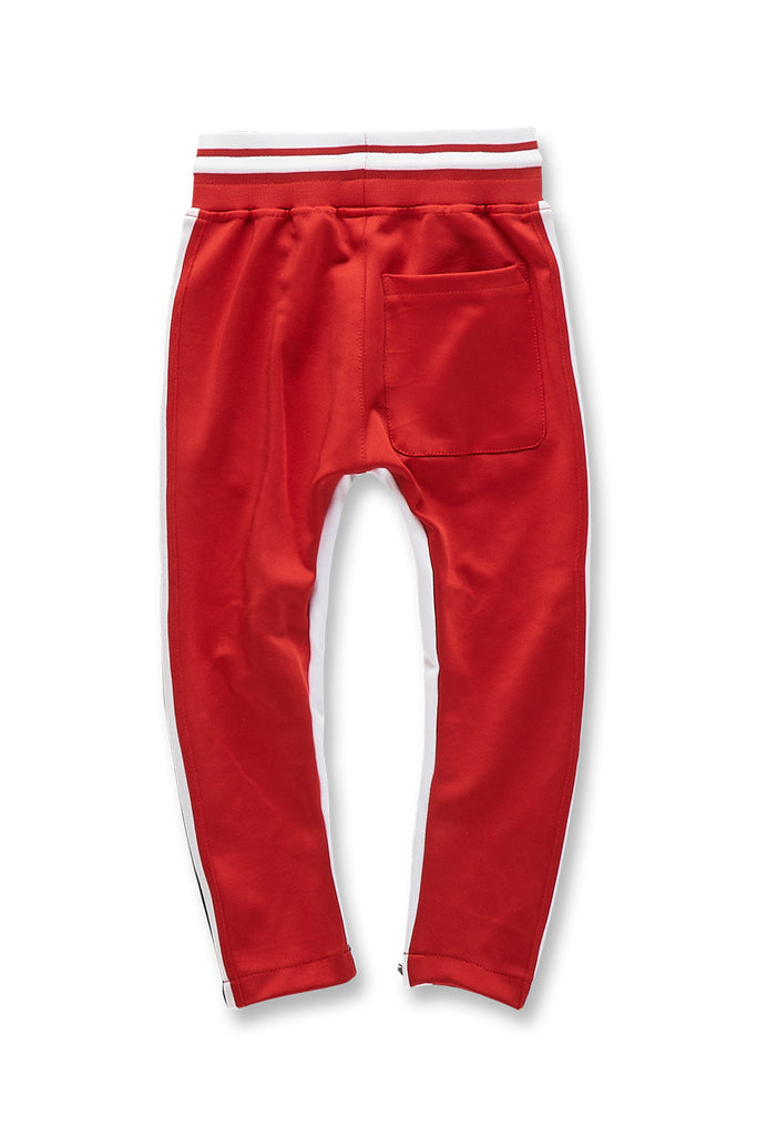 Jordan Craig - Kids Carson Track Pants (Red)