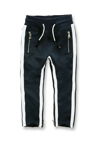 Kids Oxford Track Pants (Dark Teal)