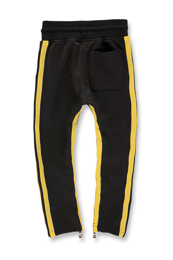 Kids Oxford Track Pants (Black Hornet)