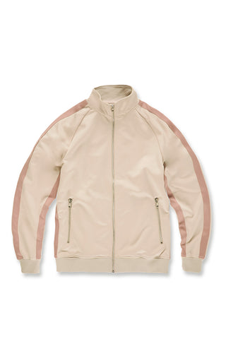 Oxford Track Top (Plush Cream)
