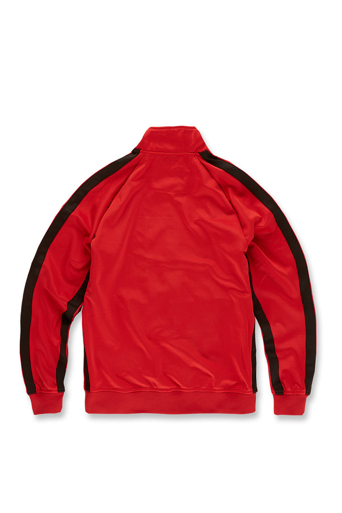 Jordan Craig - Oxford Track Top (University Red)