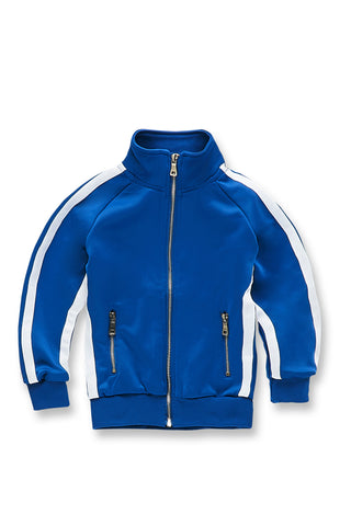 Kids Oxford Track Top (Royal)