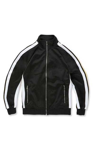 Oxford Track Top (Black Hornet)