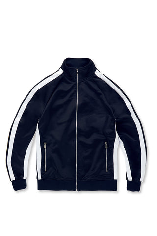 Oxford Track Top (Navy)