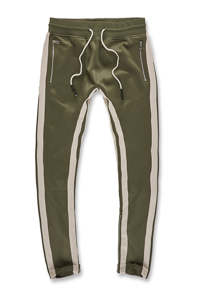 Oxford Track Pants (Olive)