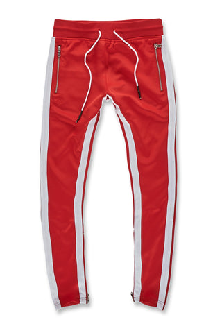 Oxford Track Pants (Red)