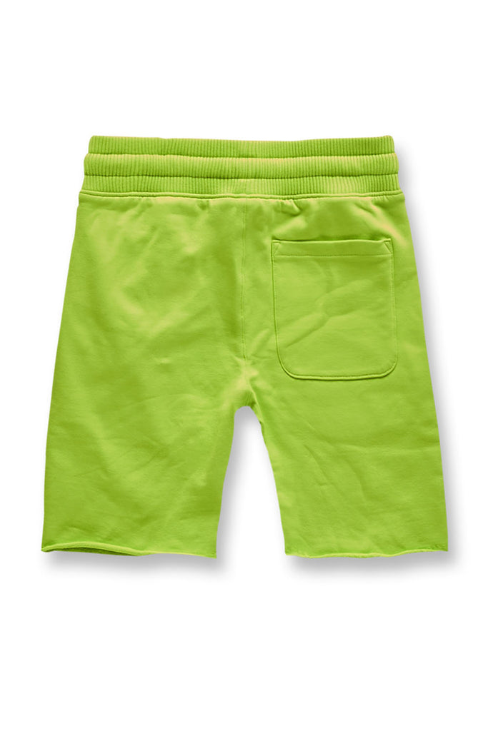 Jordan Craig - Kids Palma French Terry Shorts (Volt)