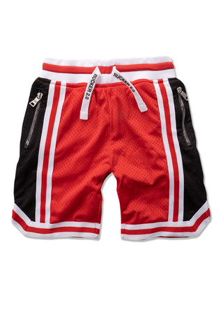 Kids Rucker Basketball Shorts 2.0 (Chicago)