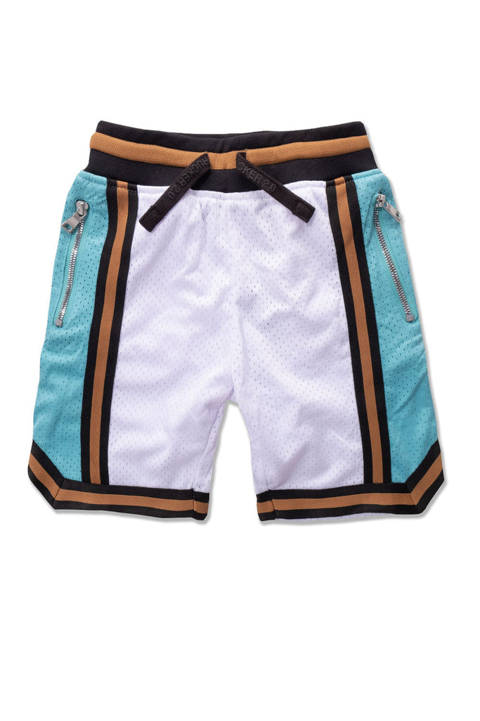 Kids Rucker Basketball Shorts 2.0 (Memphis)