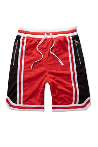 Big Men's Rucker Basketball Shorts 2.0 (Chicago)