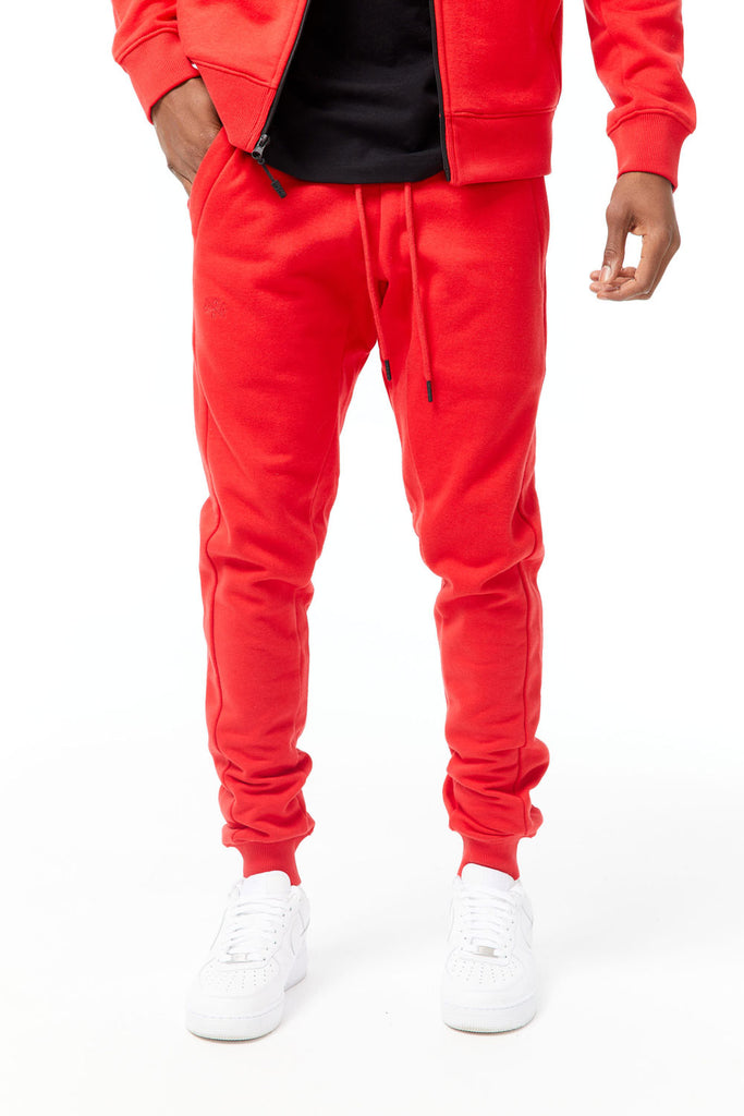 Uptown Jogger Sweatpants (Red)