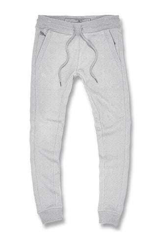 Uptown Jogger Sweatpants (Heather Grey)