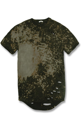 Jordan Craig - Acid Storm T-Shirt 2.0 (Army Green)