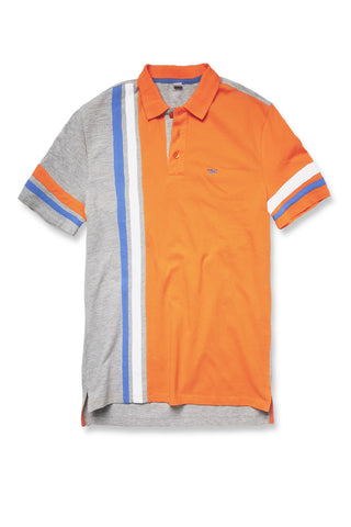 Torino Polo Shirt (Heather Grey)