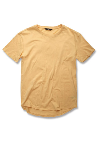 Jordan Craig - Kids Scallop T-Shirt (Peach)