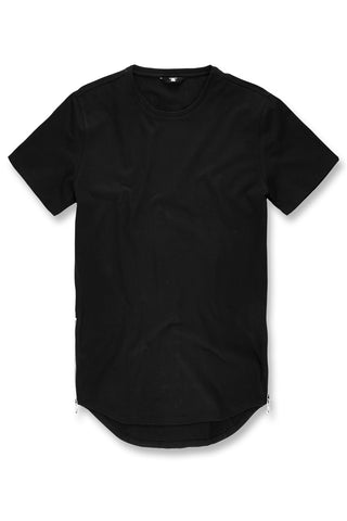 Thriller Scallop T-Shirt (Black)