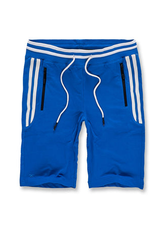 Montego Knit Shorts (Royal)