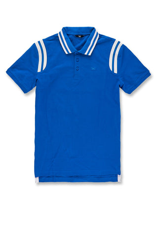 Jordan Craig - Montego Polo Shirt (Royal)