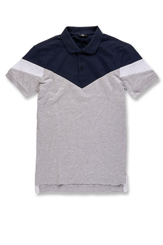 Nassau Polo Shirt (Navy)